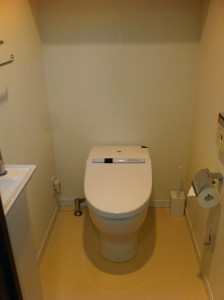 セットトイレ