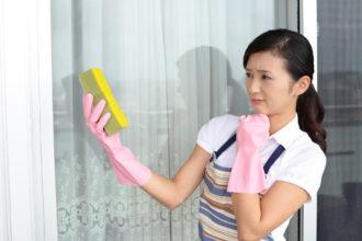 窓ガラスにできたカビの掃除方法